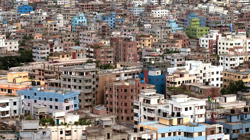 Thành phố Dhaka
