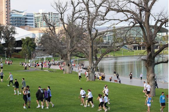 Công viên Adelaide