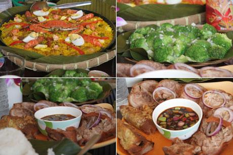 Món ngon Davao