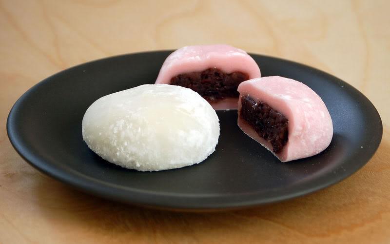 Bánh gạo Mochi