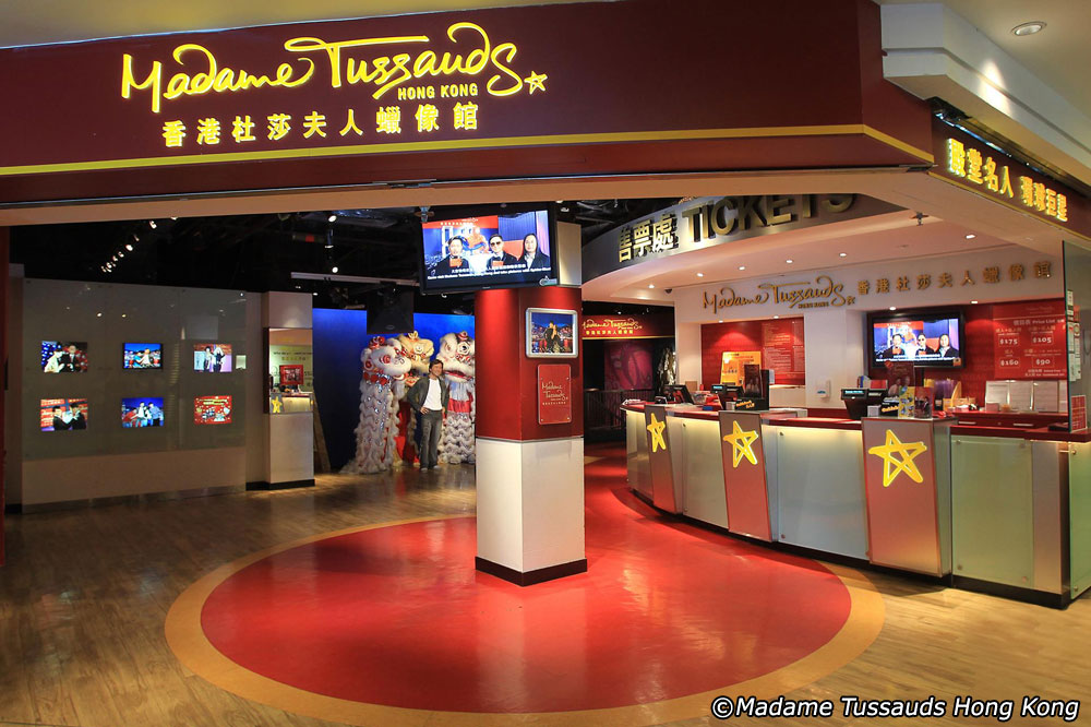 Tham quan bảo tàng sáp độc đáo ở Hong Kong