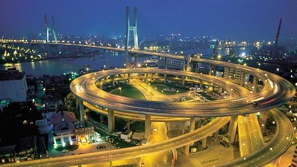 Cầu Nam phố nét đẹp kiến trúc ở Thượng Hải