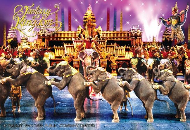 Điểm đến hấp dẫn ở Phuket