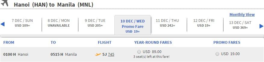 Nên mua vé máy bay đi Philippines ở đâu?