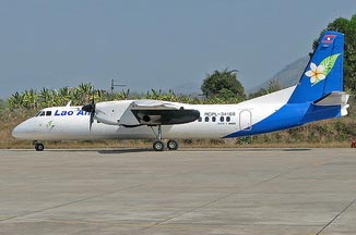 Thông tin đội tàu bay của Lao Airlines