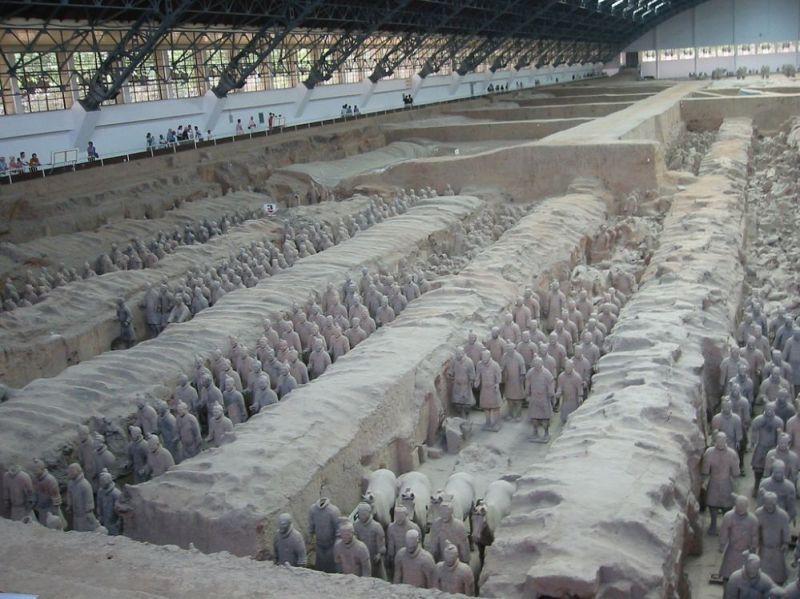 mộ Tần Thủy Hoàng