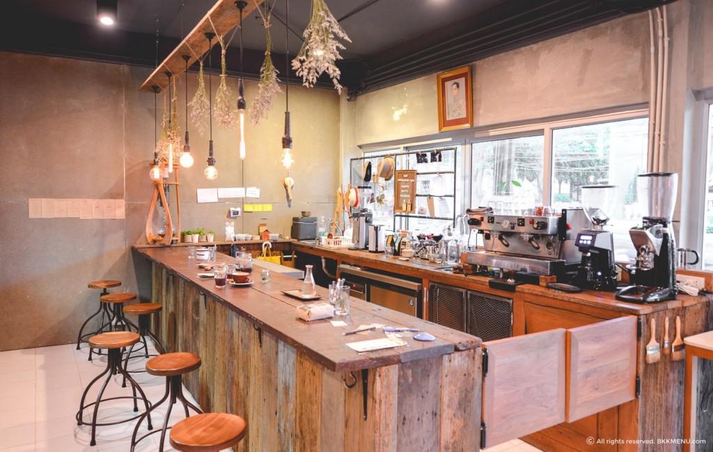 Những quán cà phê nổi tiếng ở Thái Lan