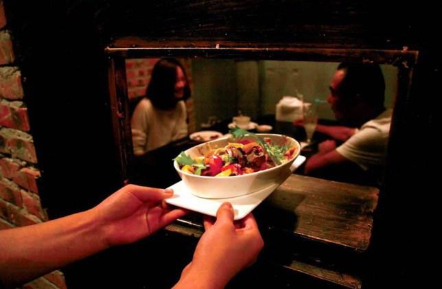 nhà hàng  nhà tù ở Trung Quốc