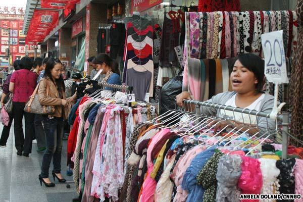 Chợ giá rẻ Thượng Hải