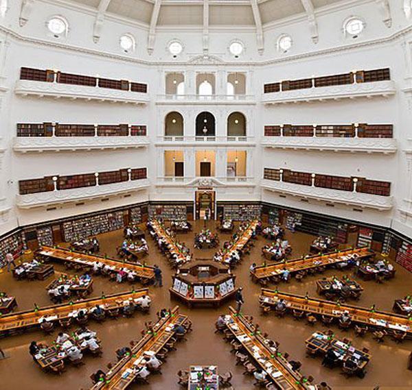 Thư viện bang Victoria