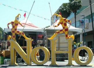 Khu phố nghệ thuật NoHo