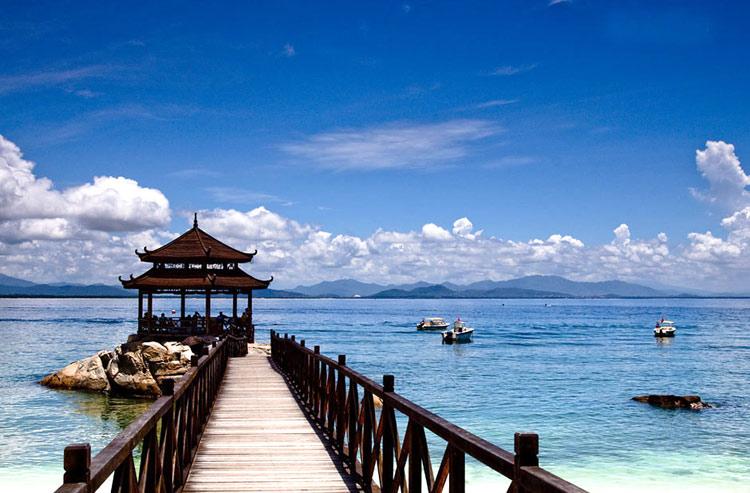 Đảo Hải Nam TQ