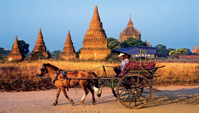 Di chuyển tại Myanmar