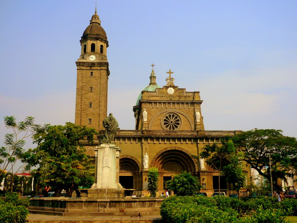 The Manila Cathedral