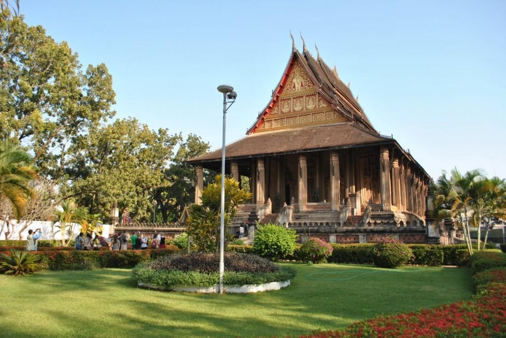 chùa Ho Phra Keo