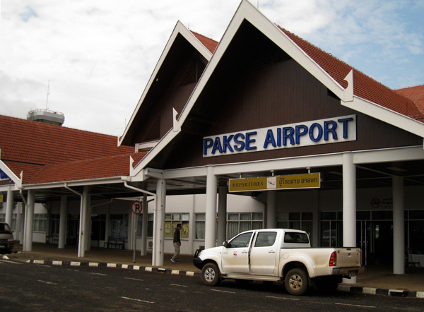 pakse-airport