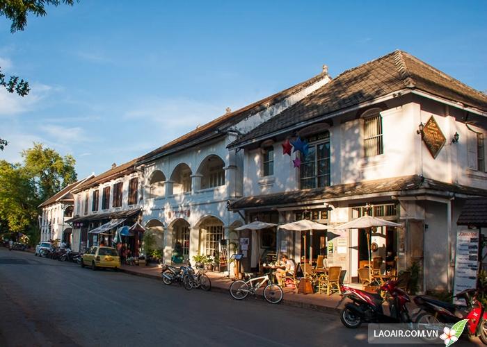 Luang Prabang cổ kính và rêu phong