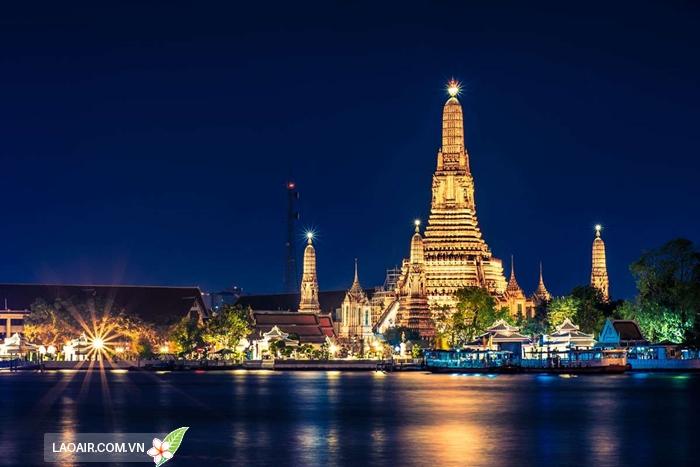 Những điểm đến mang đặc trưng tôn giáo ở Bangkok, Thái Lan