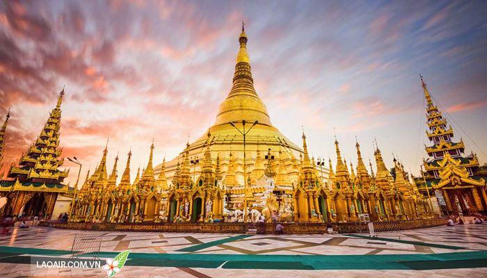 Ghé thăm Myanmar