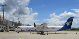Sân bay quốc tế Luang Prabang, Lào