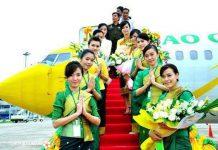 Chương trình khuyến mại của Lao Airlines