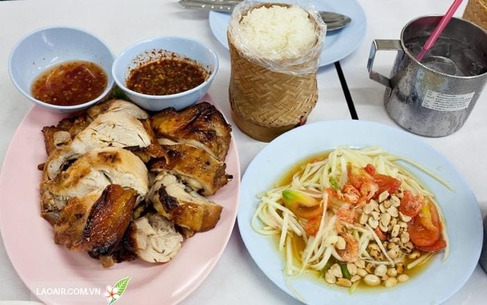 Những món ngon nổi tiếng của người Lào