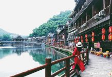 Những cổ trấn nổi tiếng ở Trung Quốc