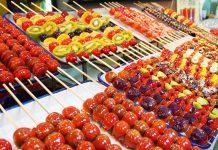 Thưởng thức đồ ăn vặt Bắc Kinh siêu ngon